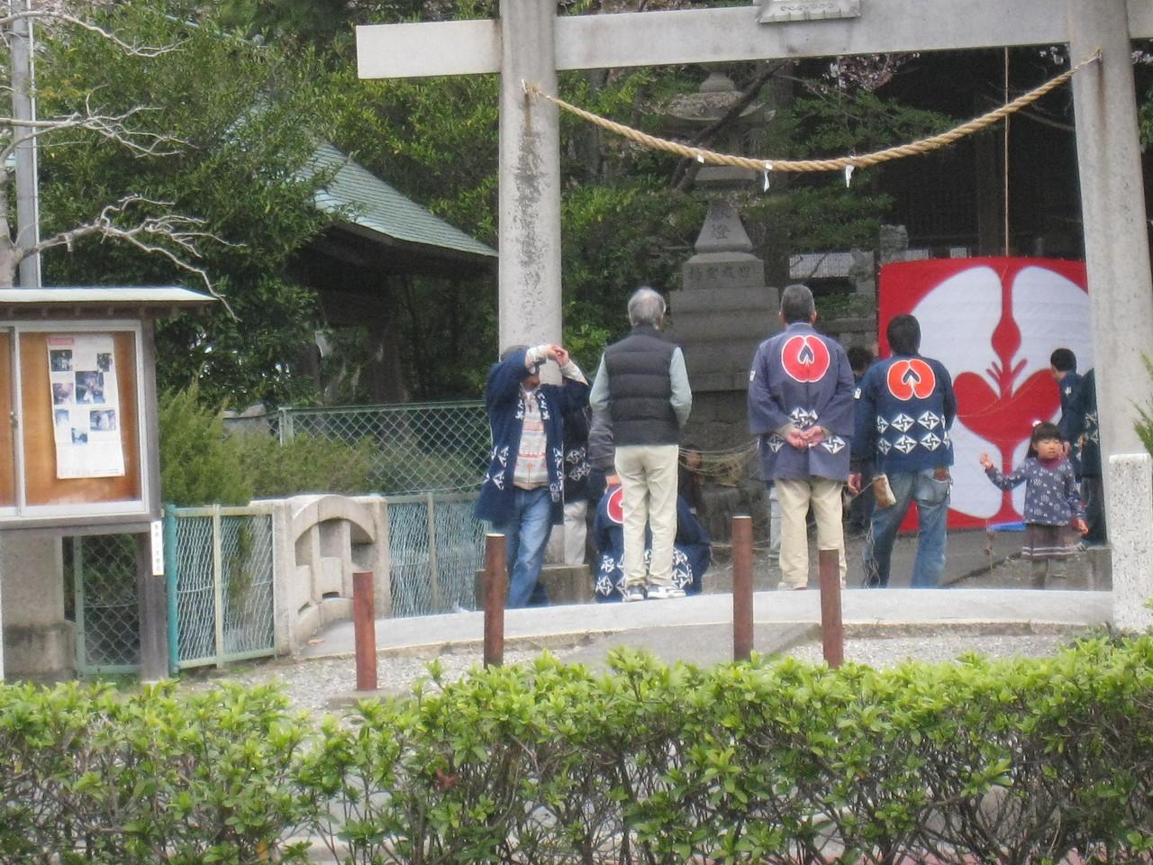 もうすぐ浜松祭りの季節ですね