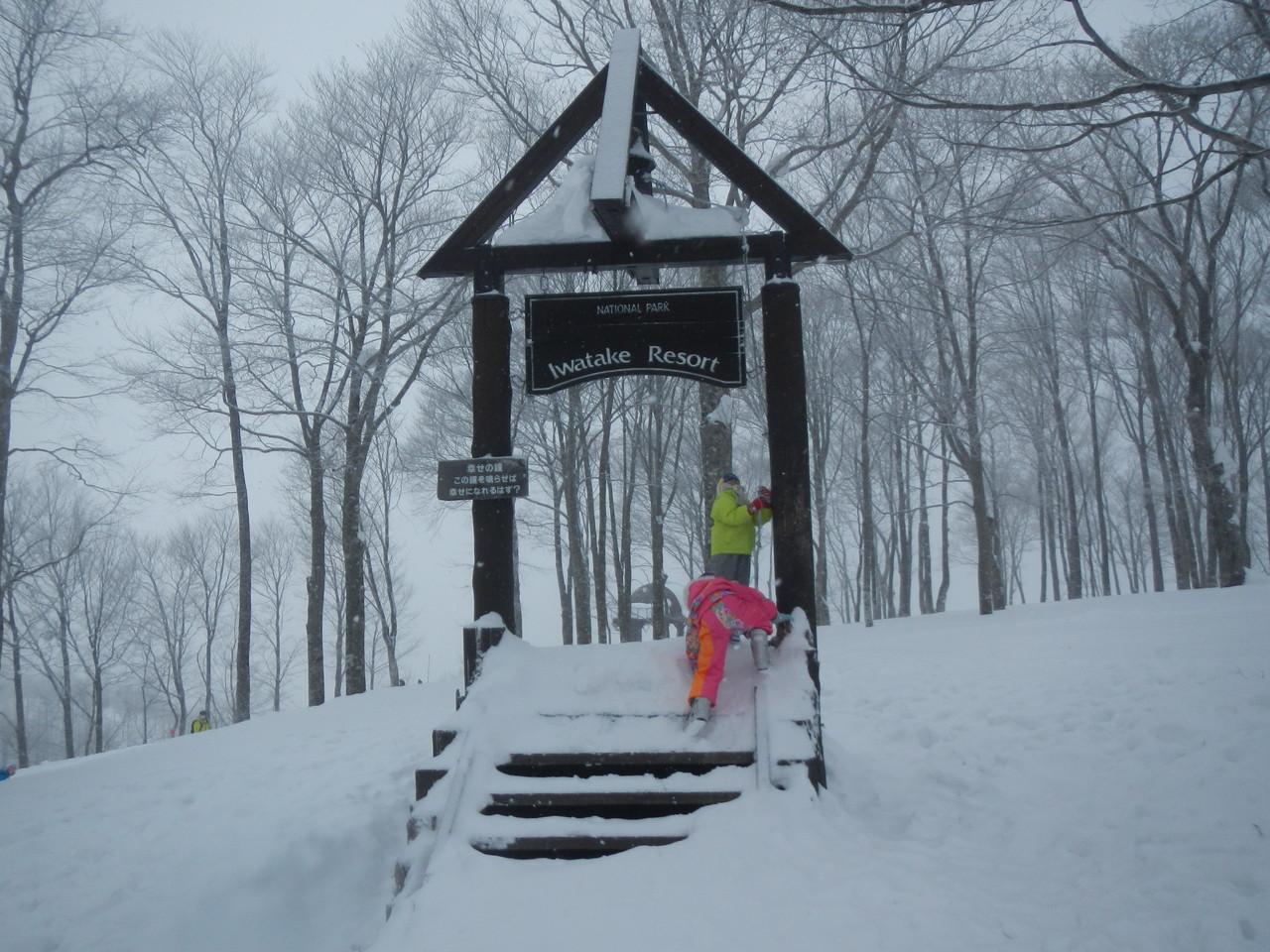 ビーバーとカブは雪遊びがメイン