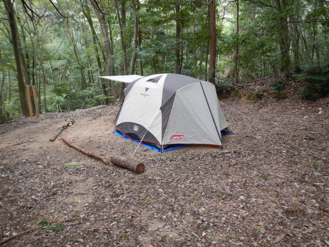 トナカイ班男子テント