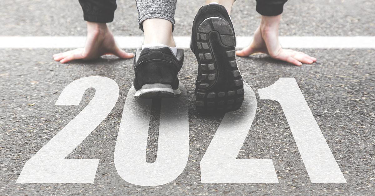 Propósitos saludables para 2021