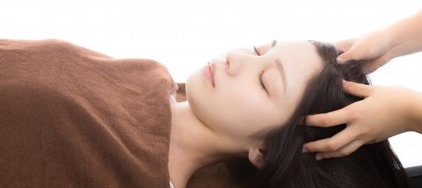 ヘッドスパはストレスの解消にも役立ちます
