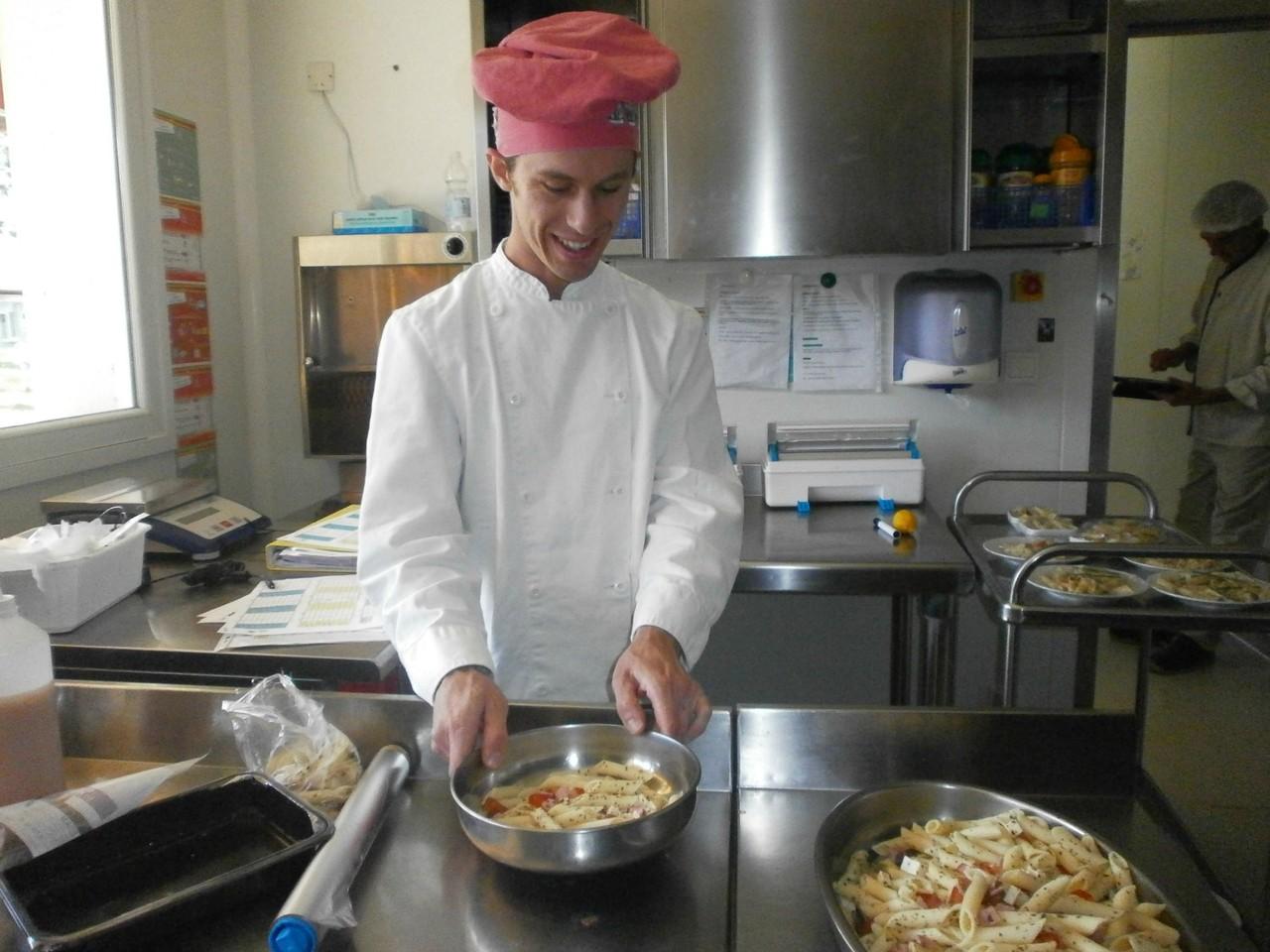 L'atelier cuisine, créer pour soi et pour les autres,  une fonction socialisante