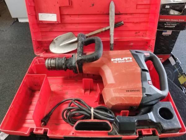 Bohr - Abbruchhammer 230 volt