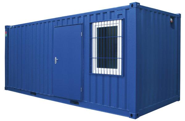 Baucontainer direkt geliefert