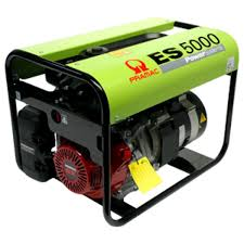 Stromaggregat 5KW 230 / 400 Volt