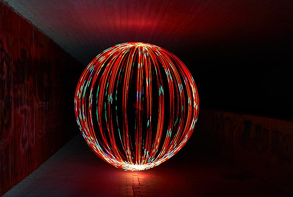 Red Orb - Zusammenarbeit mit Wolfgang Breithaupt