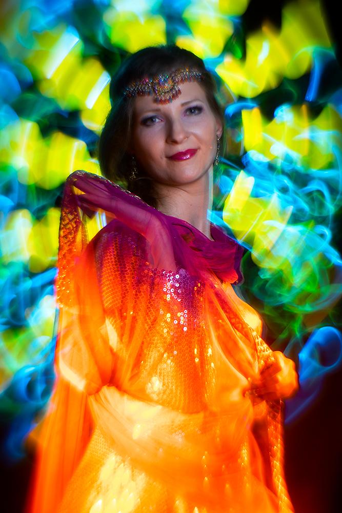 Portrait of a dancer - Tatjana #pariproductions