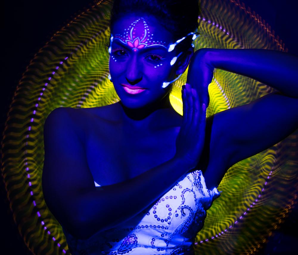 Dancer Kathy, Bollydance Pari Productions by Tatjana Wegner