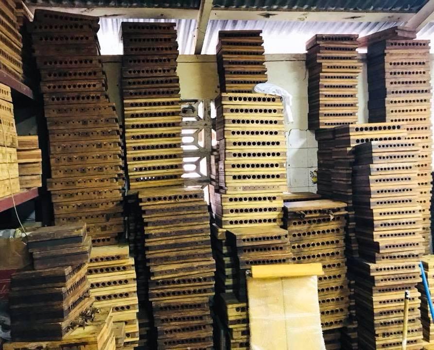 Rohling-Formen für die Cigarren