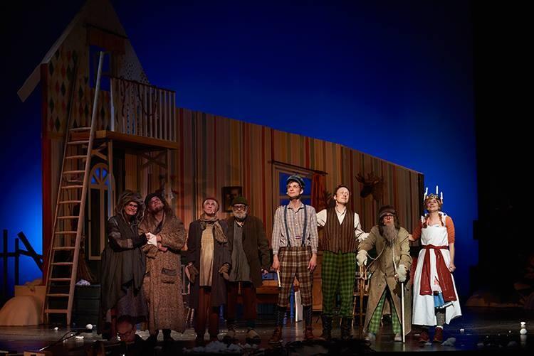 Weihnachten in Lönneberga / copyright Theater Koblenz