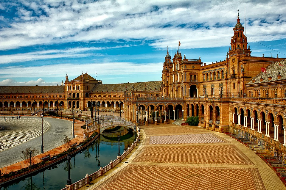 Andalusia, terra di seduzione.