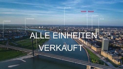 Immobilie Düsseldorf Golzheim kaufen
