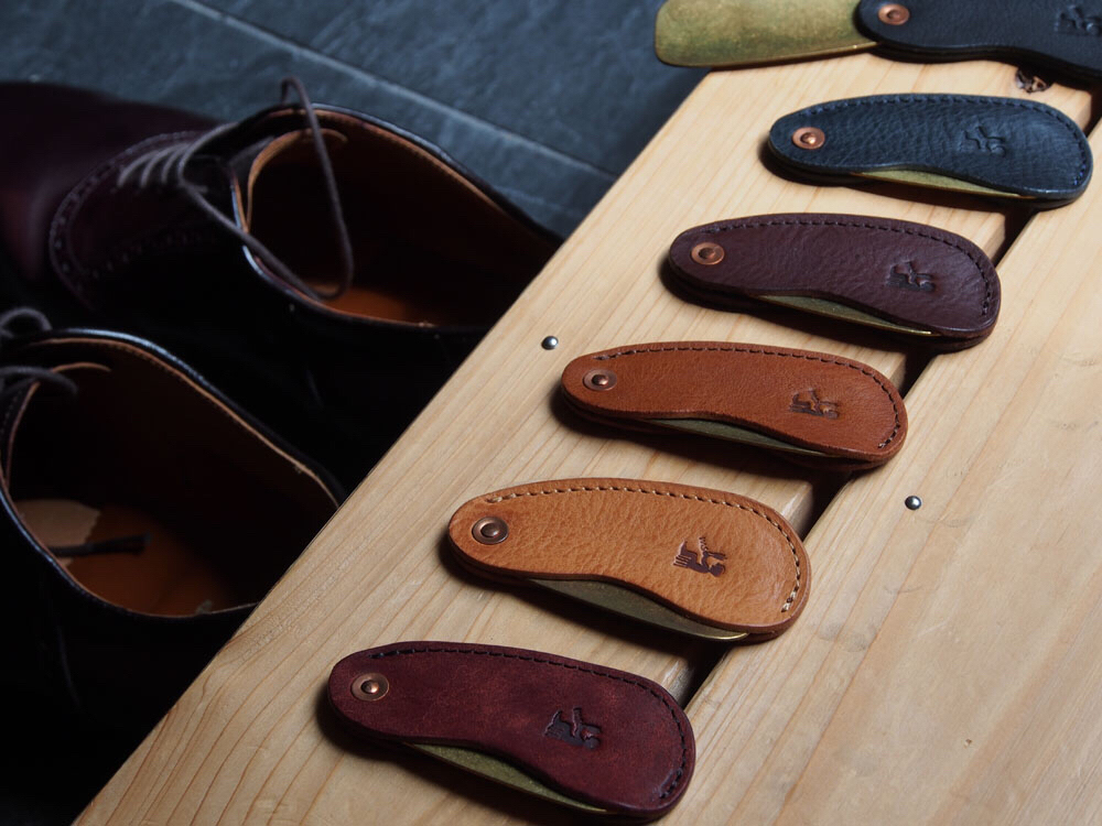 little foot - 携帯靴べら  ¥3,500