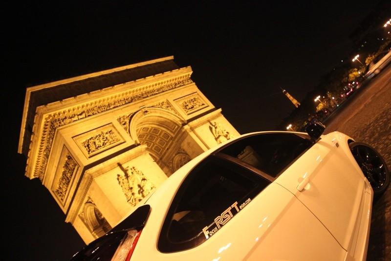 La marié défie Paris