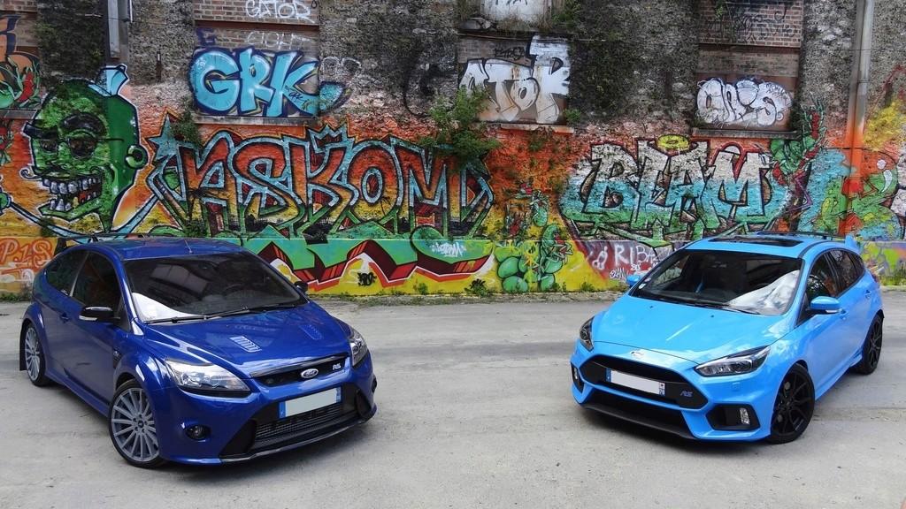 Les Focus et le Street Art