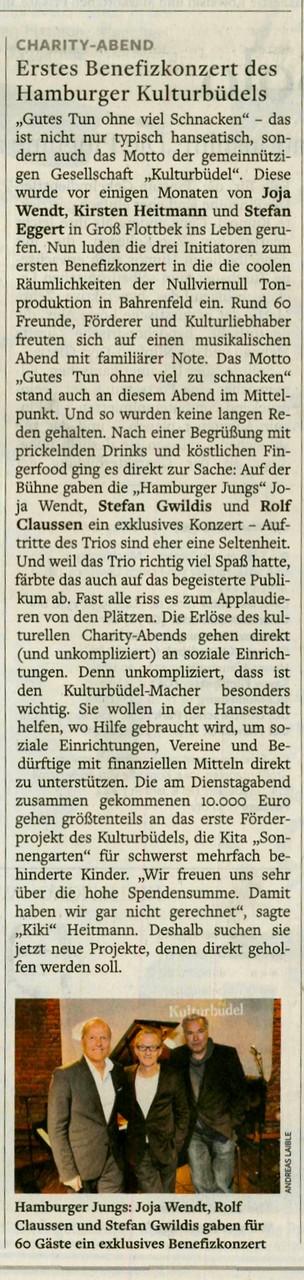 Die WELT, 27.11.2014
