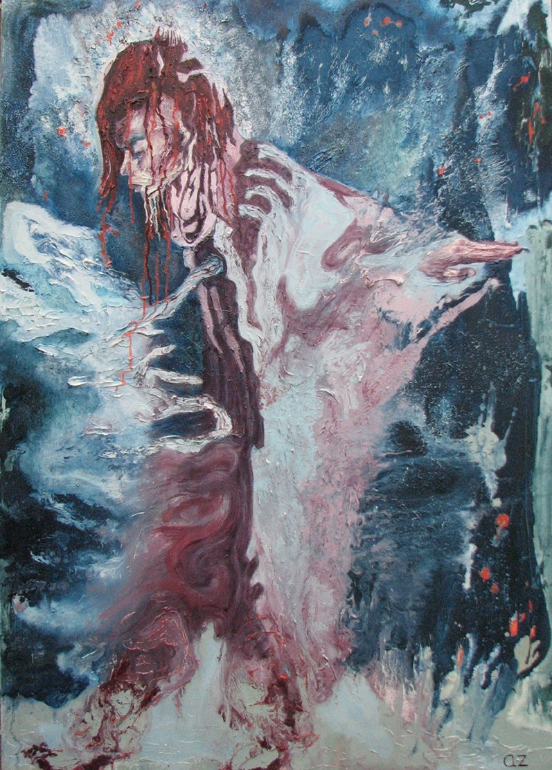 'The Wounded Warrior', 2014
