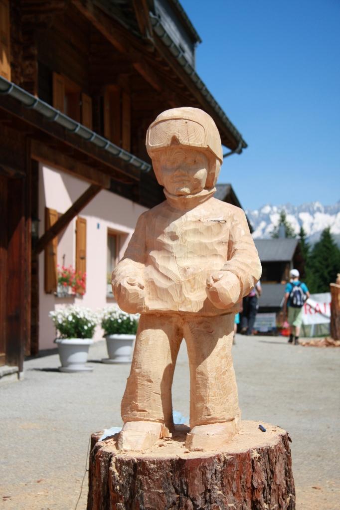 Skifahrer (Rosswald)