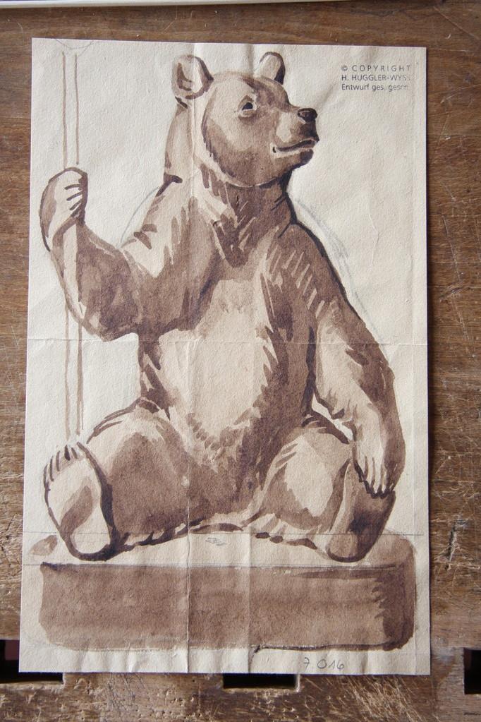 antike zeichnungen