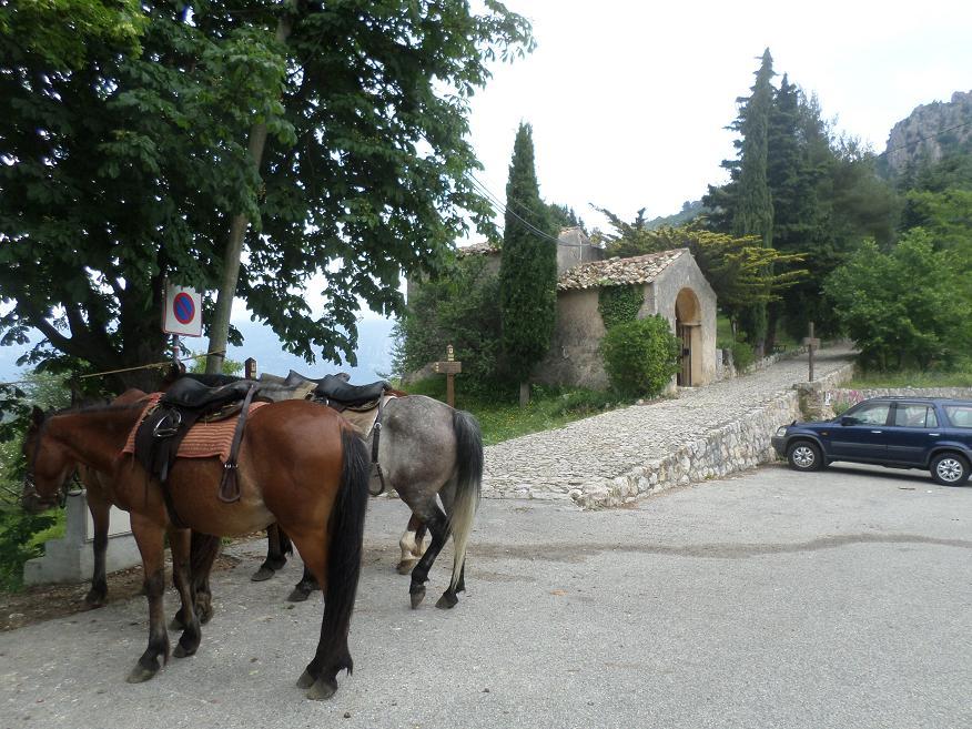 La chapelle Saint-Sébastien à Sainte-Agnès