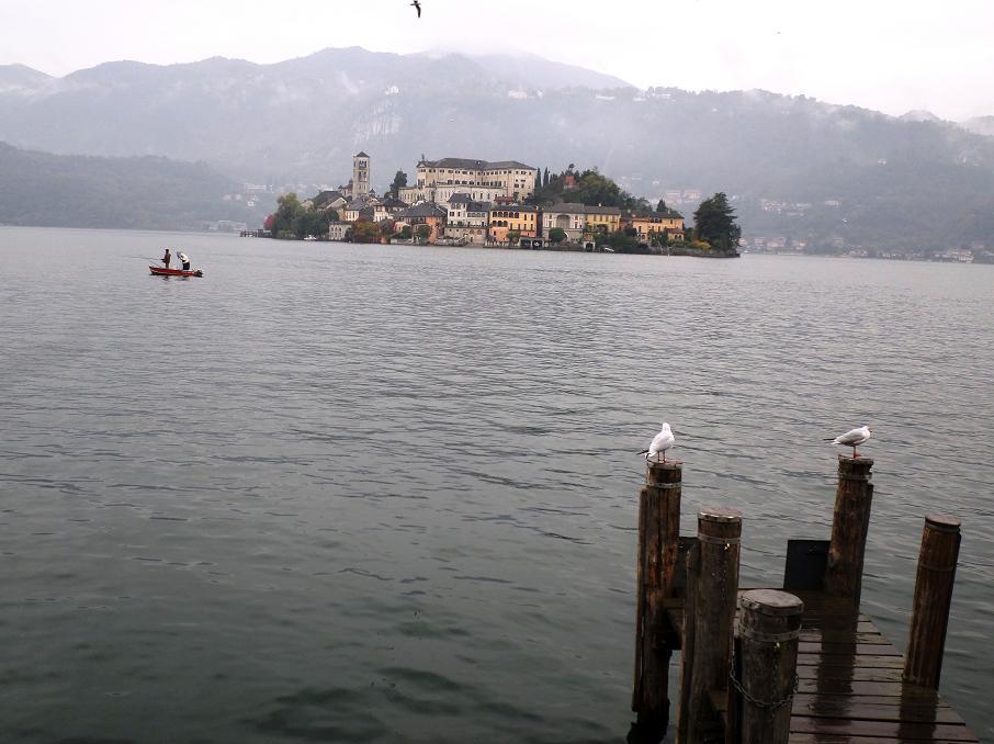 L'île san Giulio