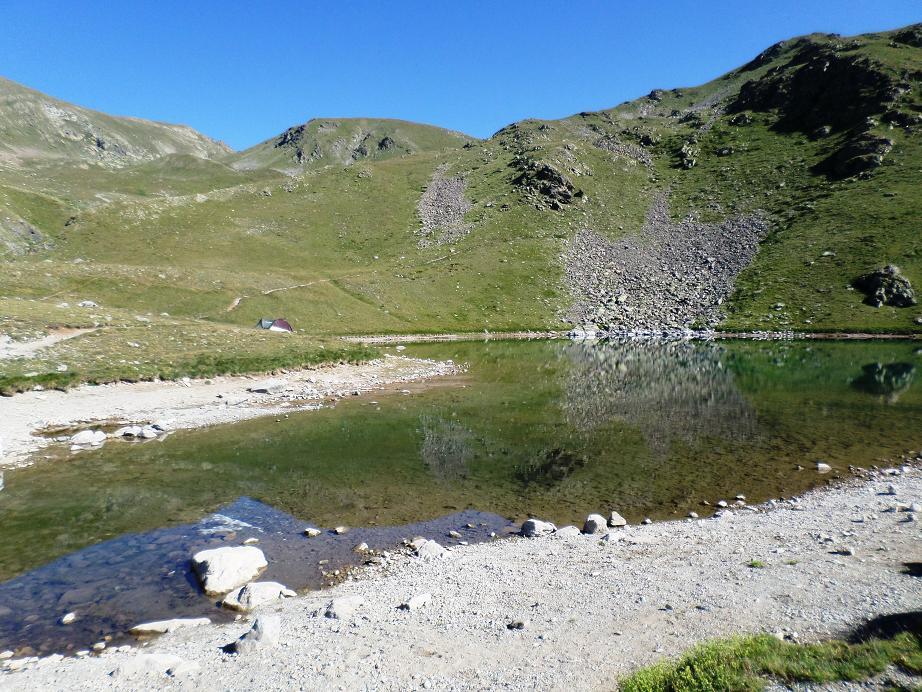 Le lac Petit
