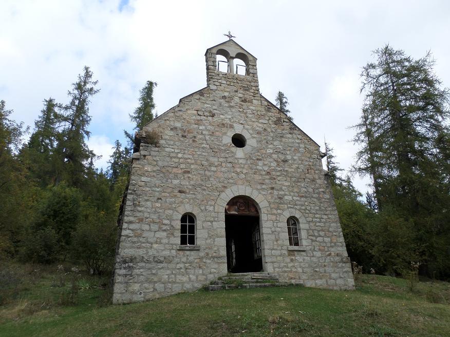 Eglise des Granges de la Brasque