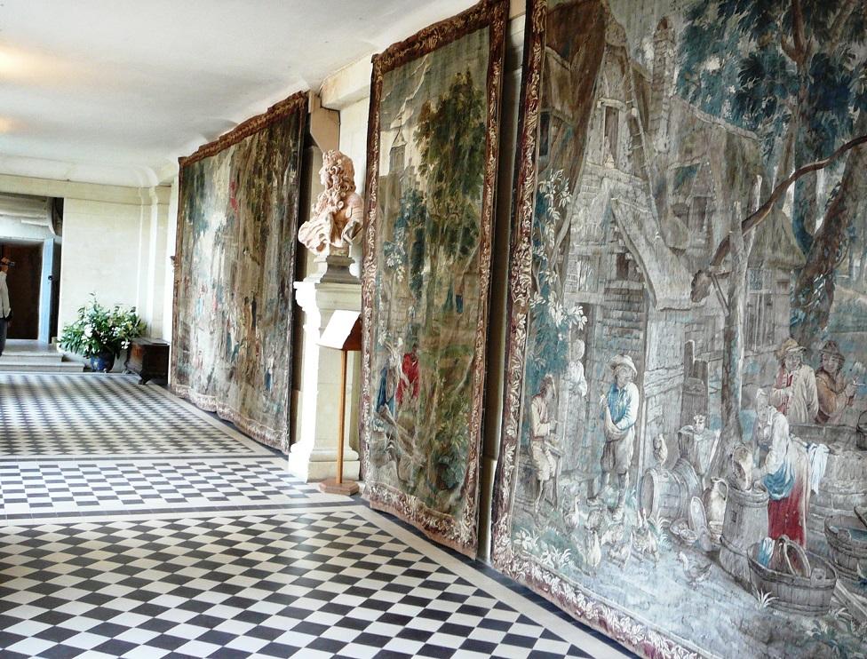 Galerie des Teniers (tapisseries flamandes du XVIIe siècle)