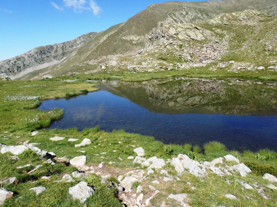 Le deuxième lac