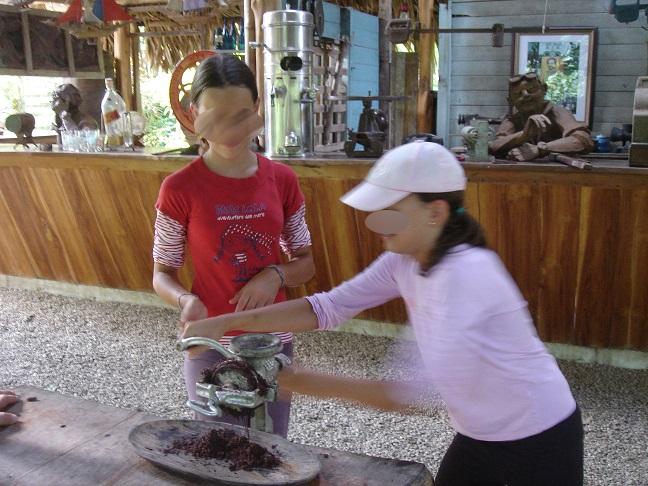 Fabrication de chocolat