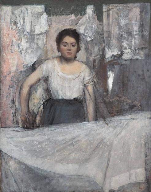 Degas, 1869