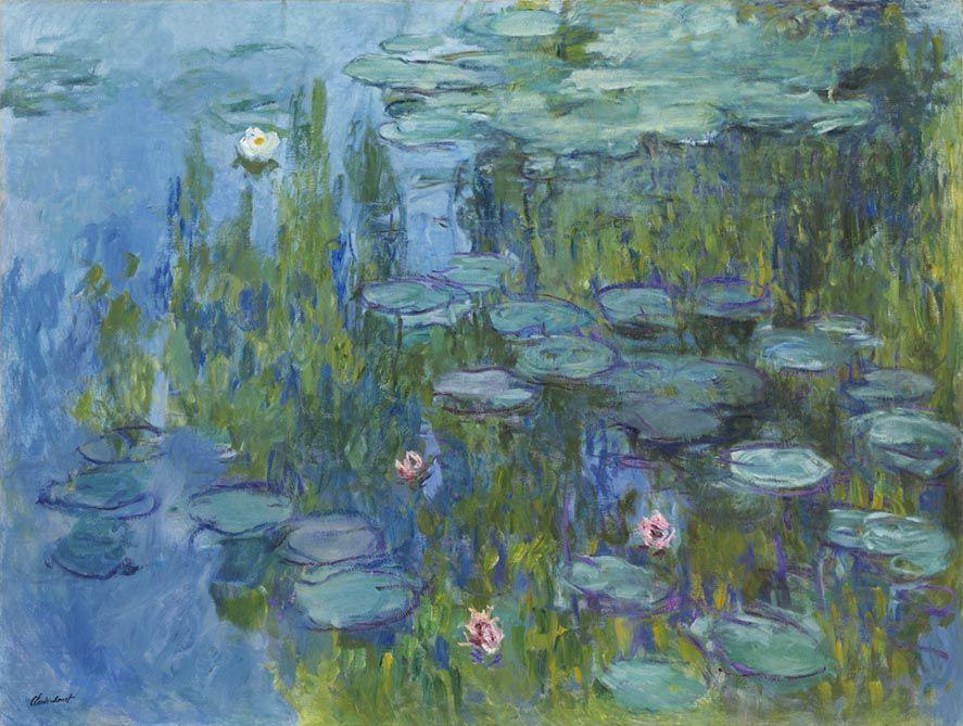 Monet, 1915