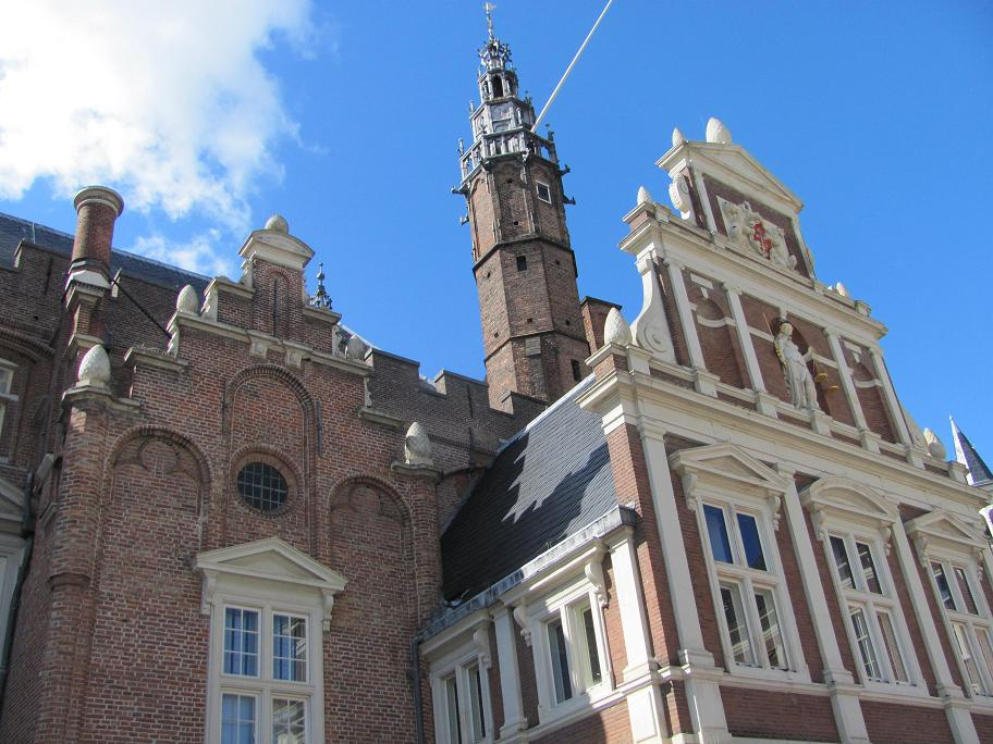 Le Stathuis (hôtel de ville)