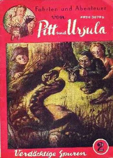 Fahrten und Abenteuer von Pitt und Ursula 2