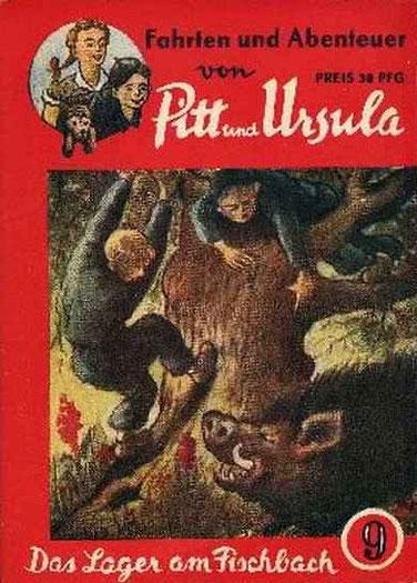 Fahrten und Abenteuer von Pitt und Ursula 9
