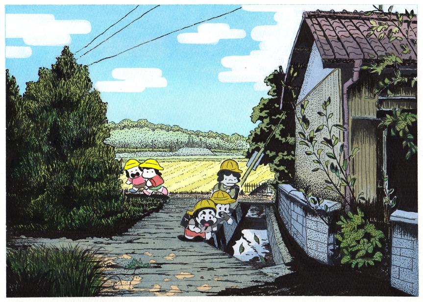 MIE-School road1