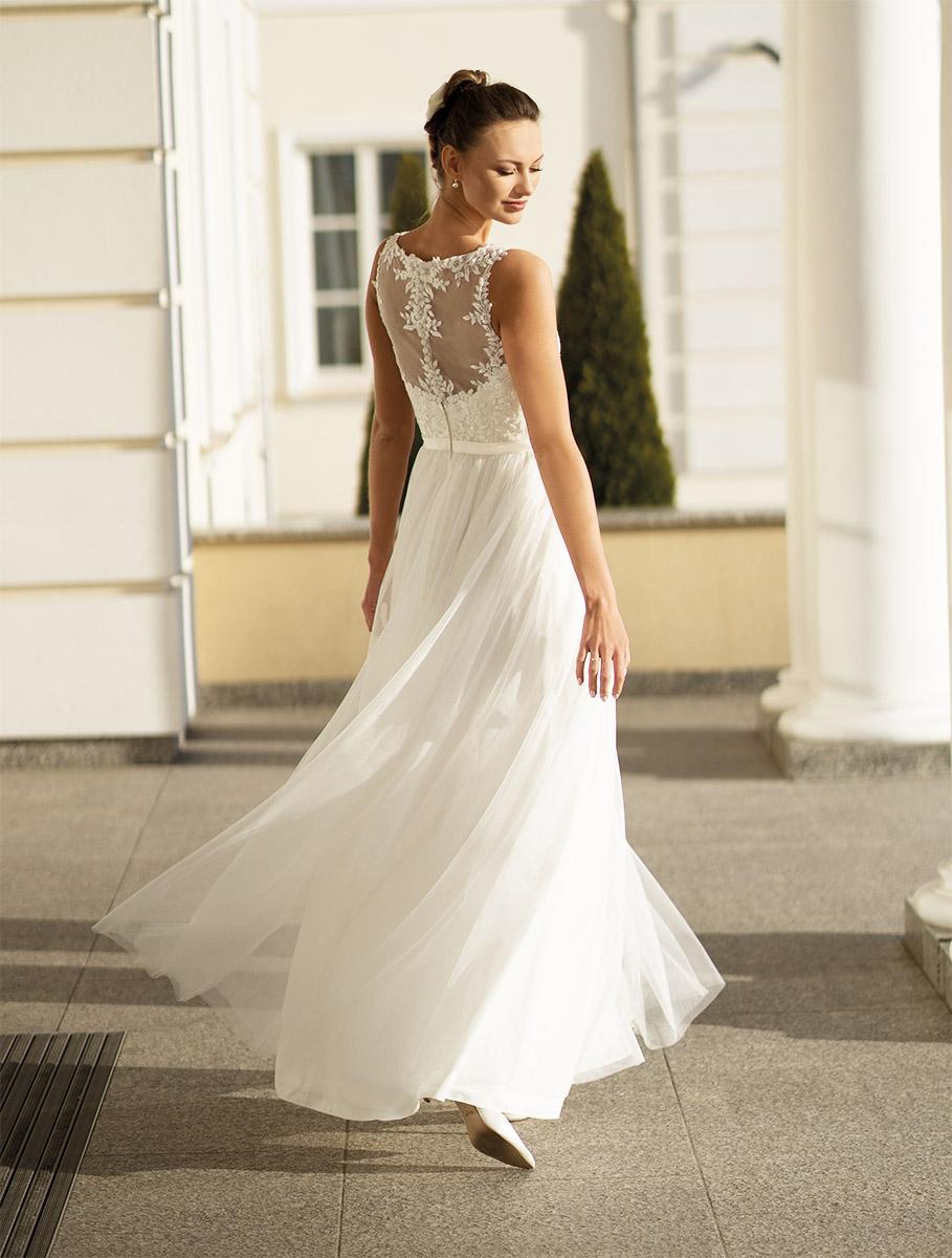 Lohrengel Brautkleid: Opal