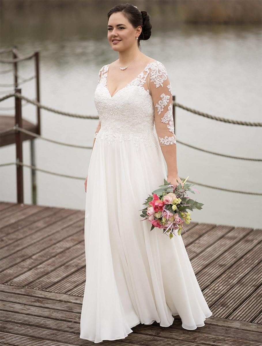 Lohrengel Brautkleid: Morena