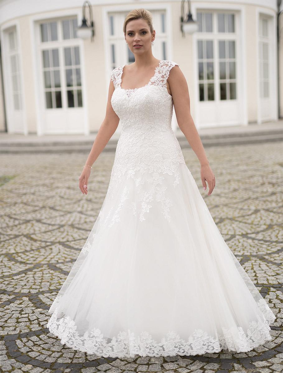 Lohrengel Brautkleid: Maxima