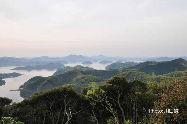 対馬は、日本でアジア大陸に一番近い島