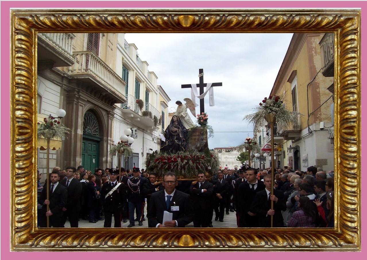 Settimana Santa a Canosa
