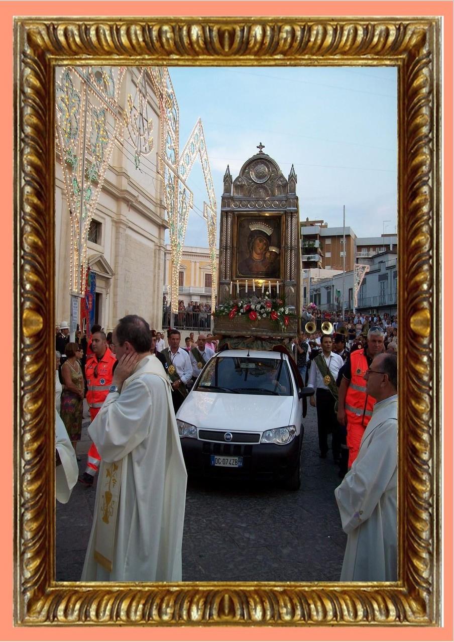 I Santi Patroni di Canosa