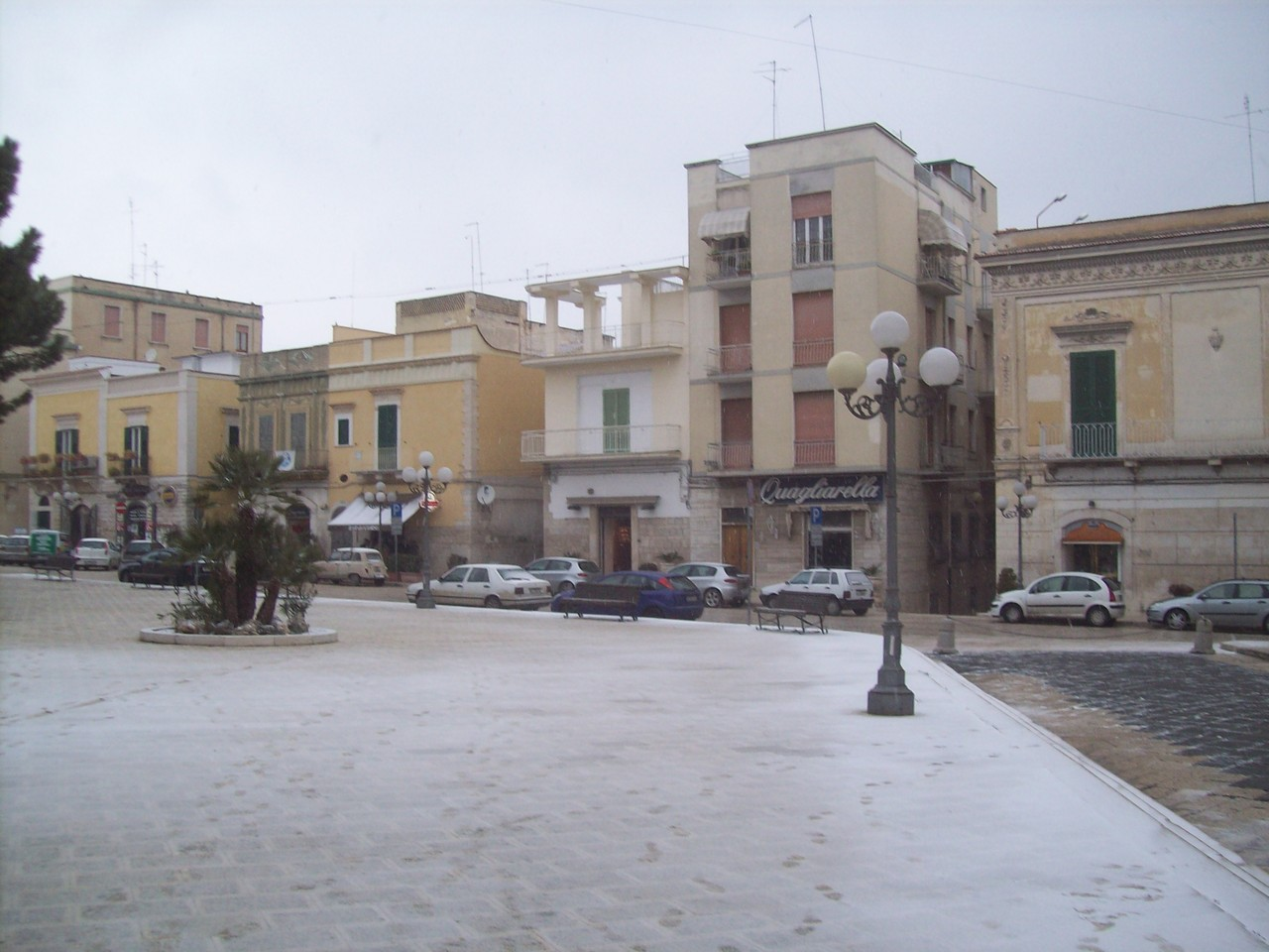 Foto Nevicata 7 Febbraio 2012