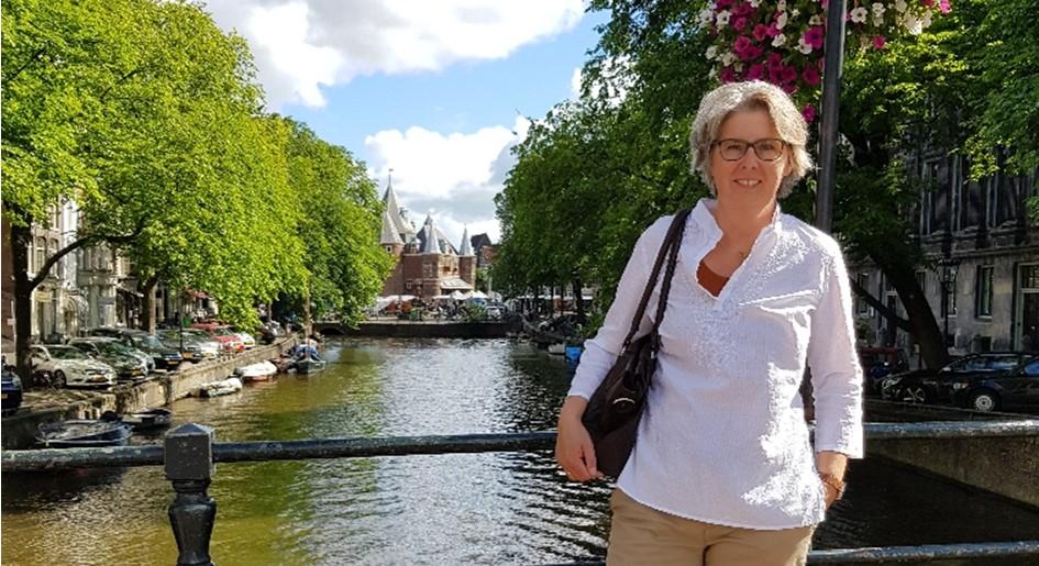 Wer ist eigentlich... Birgitt van Megeren?