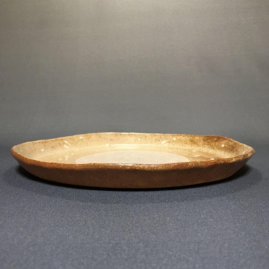 ビックリの丸皿