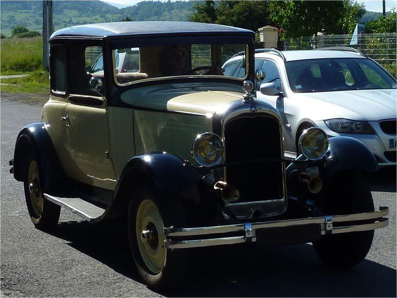 CITROEN AC4      1932