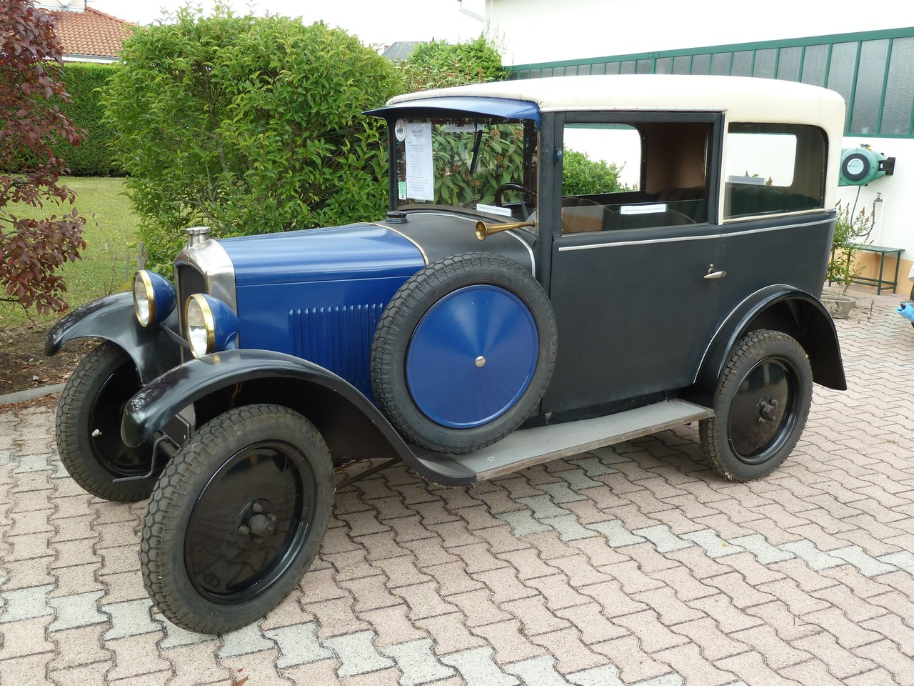 PEUGEOT 172M    1927