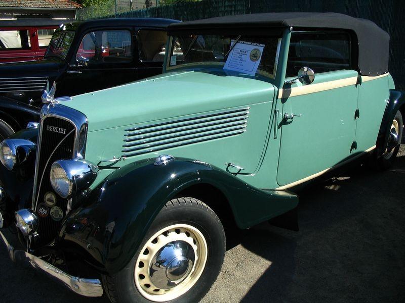 BERLIET   DAUPHINE 1144       1938