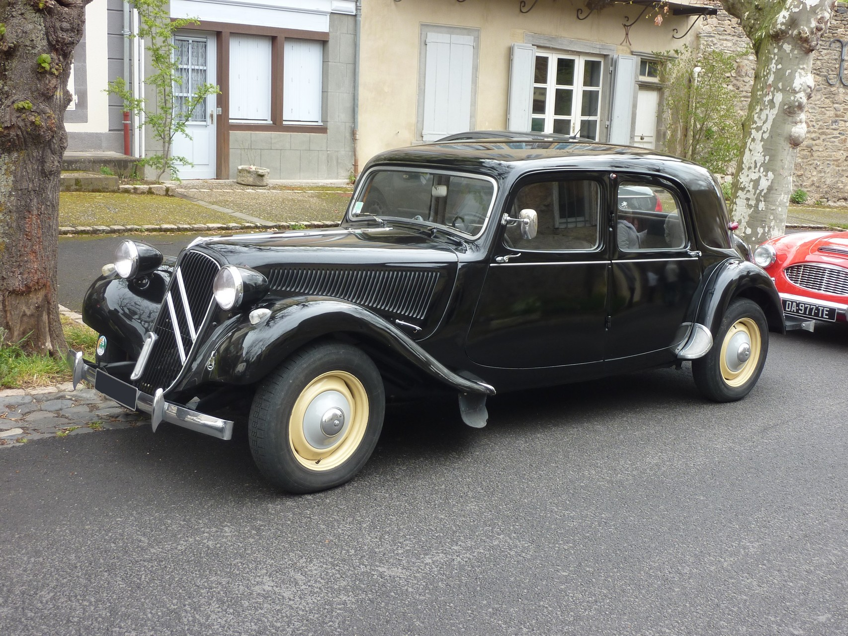 CITROEN Traction 11 B