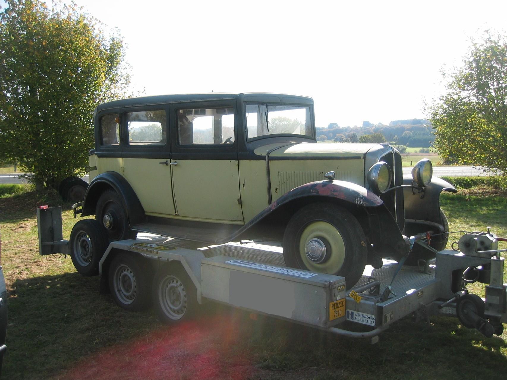 RENAULT VIVAQUATRE    1931